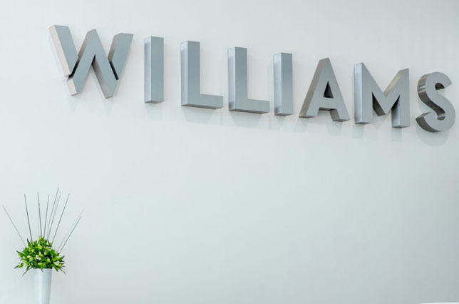 Williams продаст акции Williams Advanced Engineering